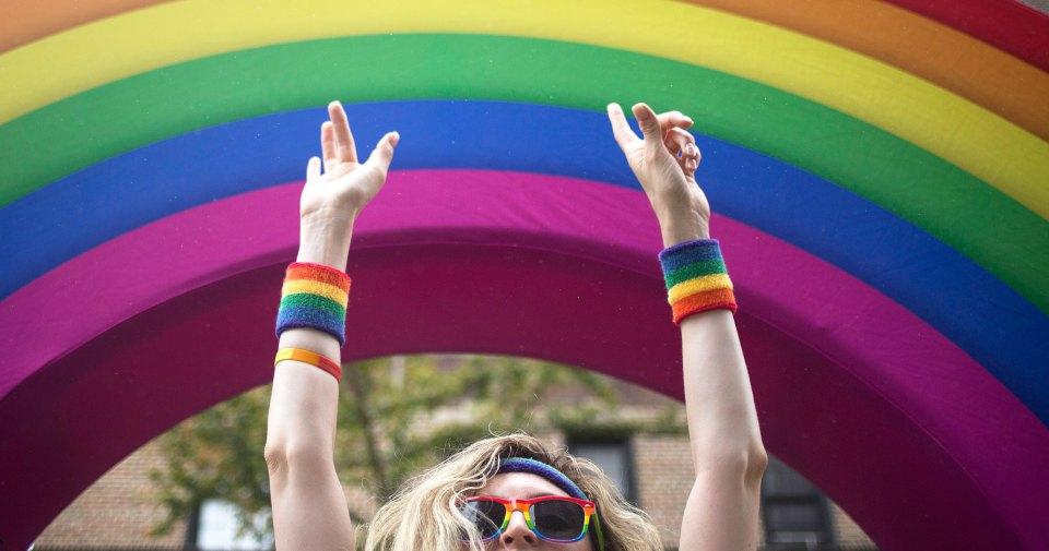 Слухати ЛГБТ-пісню Різні.Рівні