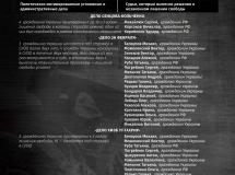 """Dark"" judges. A list of judges who illegally imprison Ukrainian citizens in Crimea is published"