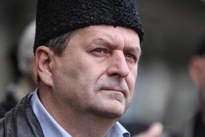 Akhtem Chiygoz was not allowed to visit funeral of his mother